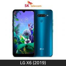 [SKT] LG X6 2019 [뉴 모로칸 블루][LM-X625S]