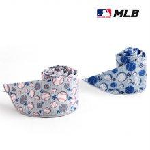 MLB NY 럭키볼 쿨스카프 쿨빵빵이 냉감머플러 블루