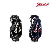 스릭슨 SRIXON 스포티 에나멜 캐디백 골프가방 GGC-S144 블랙