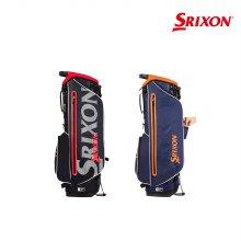 스릭슨 SRIXON 초경량 스탠드백 골프가방 GGC-S147 블랙오렌지