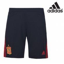 아디다스 남성 FEF 스페인 축구복 기능성반바지 운동복-CE8819