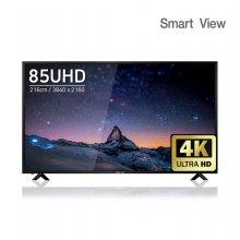 216cm UHD TV J85PE (벽걸이형 설치)