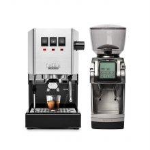 [5%추가쿠폰&사은품증정]클래식 Pro 커피머신+바라짜 포르테AP 그라인더