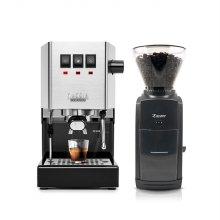 [5%추가쿠폰&사은품증정]클래식 Pro 커피머신+바라짜 엔코 그라인더