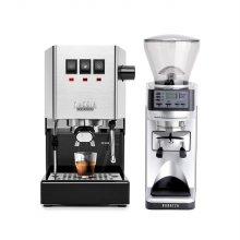 [5%추가쿠폰&사은품증정]클래식 Pro 커피머신+바라짜 세테270 그라인더