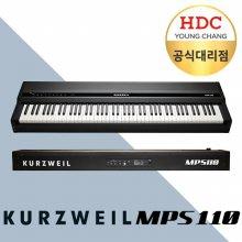 커즈와일 KURZWEIL 스테이지디지털피아노 88해머 MPS110 /MPS-110