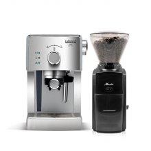 [5%추가쿠폰&사은품증정]비바 프레스티지 커피머신 + 마에스트로 그라인더 SET