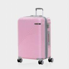 미치코런던 쿠키 확장형 핑크 24 캐리어 여행가방