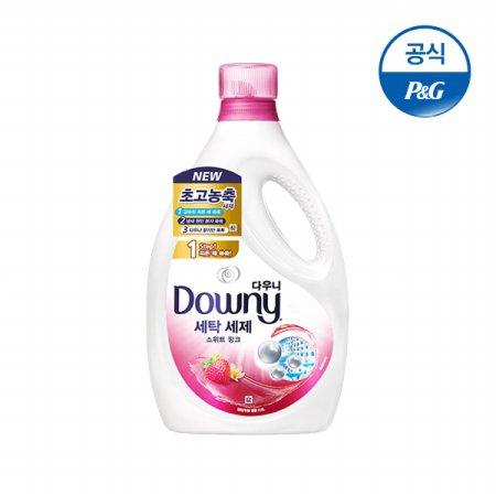 프리미엄 세탁세제 액체형 2.8L 핑크[D134]