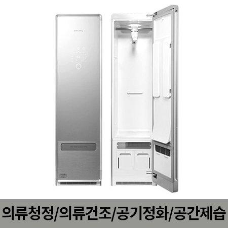 의류관리기 FAD-01S [먼지냄새주름제거/4단계필터/대용량제습겸용/히트펌프저온제습건조/미러실버]
