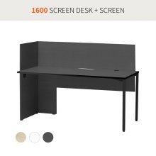 [코아스]1600 스크린데스크+스크린 OSD1604SN