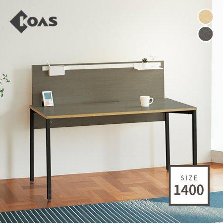 [코아스]1400 컴퓨터데스크+A스크린 OSD1403SNA