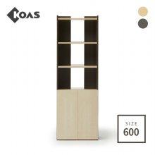 5단 도어책장 OSC0602D