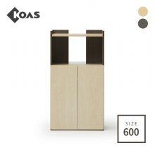 3단 도어책장 OSC0601D