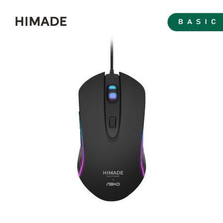 앱코 X 하이메이드 게이밍 마우스