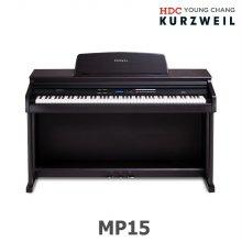 [리퍼]영창 커즈와일 디지털피아노 MP15 로즈우드