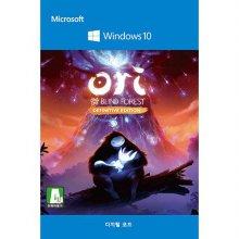 오리와 눈먼 숲 Definitive Edition [ Windows10 ] Xbox Digital Code