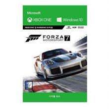포르자 모터스포츠7 스탠다드 [ XBOX ONE 및 Windows10 ] Xbox Digital Code
