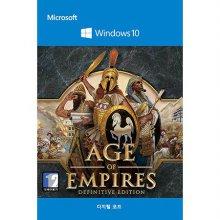 에이지 오브 엠파이어 Definitive Edition [ Windows10 ] Xbox Digital Code
