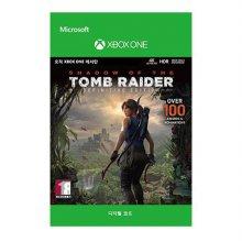 쉐도우 오브 툼레이더 Definitive Edition [ XBOX ONE ] Xbox Digital Code