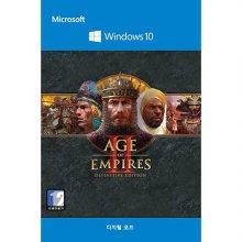 에이지 오브 엠파이어2 Definitive Edition [ Windows10 ] Xbox Digital Code