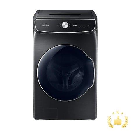 플렉스워시 드럼 세탁기 WV24R9930KV (24.5kg, 버블워시, 콤팩트워시, 무세제통세척, 블랙케비어)