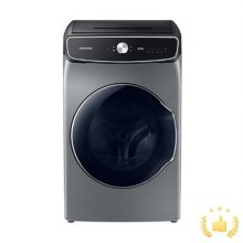 WV24R9930KP 플렉스워시 세탁기[24.5KG/버블워시/콤팩트워시/무세제통세척/이녹스]