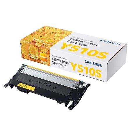 [정품]삼성 컬러토너[CLT-Y510S][노랑][1,000매/호환기종:SL-C510,C510W,C513,C513W,C563FW,C563W]