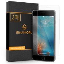 2.5D 강화유리 액정보호필름 - 아이폰 6플러스/6S플러스(2매)