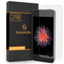 2.5D 강화유리 액정보호필름 - 아이폰 SE/5/5S/5C(2매)