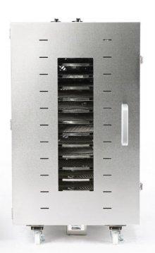 대용량 식품건조기 LID-16SR [ 스테인리스 소재 / 360도 회전 입체 건조 / 후면건조방식 / 업소용 건조기 ]