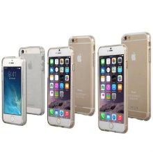 아이폰8 IP8 클리어 히트 투명 젤리 휴대폰 케이스_5772BD