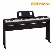 롤랜드 포터블 디지털피아노 FP-10 FP10 전용나무스탠드 포함