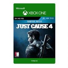 저스트 커즈 4 : 컴플리트 에디션 [XBOX ONE] Xbox Digital Code