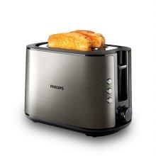 비바 컬렉션 토스터 HD-2651 [ 8단계 온도조절 모드 / 먼지방지 뚜껑 / 분리형 받침대 ]