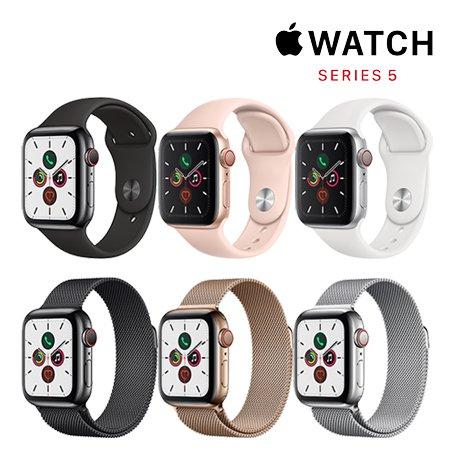 애플워치5 모델 선택하기