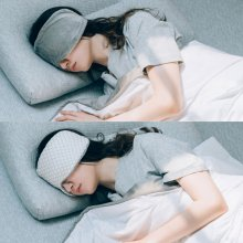 수면 아이마스크 양면안대 라지