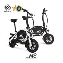 AU테크 에코로 M8 36V 7.5Ah 전동스쿠터/전기자전거