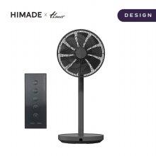 한일X하이메이드 HMD-1420BDEF 35cm 전자식 선풍기 [마그네틱리모컨/ 9엽날개/ BLDC모터]