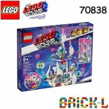 레고 70838 레고무비 지멋대로 여왕의 우주 궁전