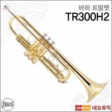 바하트럼펫 Bach Trumpet TR300H2 Bb 골드/교육용