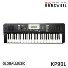 영창 커즈와일 포터블 키보드 KP90L KP-90L 61건반 전자피아노