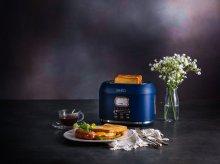 시메오 로이스 전기 토스터기 DK-90 블루 [6단계 굽기조절/ 해동&재가열 기능/ 분리형 부스러기 받침대]