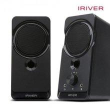IRIVER EQwear-S10 2ch PC스피커 블랙