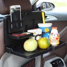 자동차 의자 거치대 멀티 테이블 수납 간식 음료 홀더