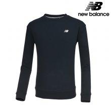 뉴발란스 UNI 카모패턴 공용 맨투맨 긴팔티 티셔츠 NBNC9B0023-BK