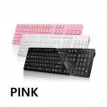 PC용품 리얼 팬터그래프 IRK01W X-Slim 키보드 핑크