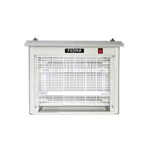AC방식 해충퇴치기 살충기LED 램프 (야외용 300형) FU-6023 아이보리