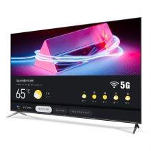 165cm A65I google android TV [스탠드 자가설치]