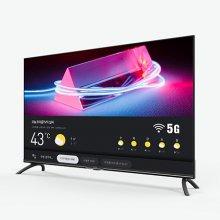 109cm google android TV BT50 / A43I [스탠드 자가 설치]